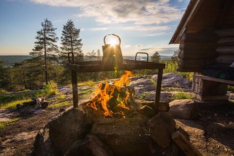 Midnight Sun Rovaniemi