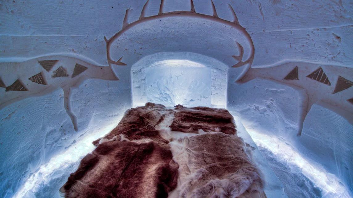 Excursion to Arctic Snow Hotel