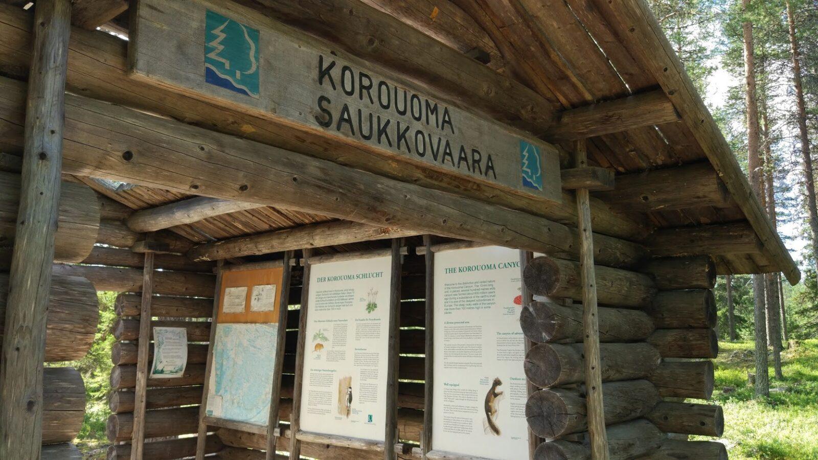 Korouoma National Park